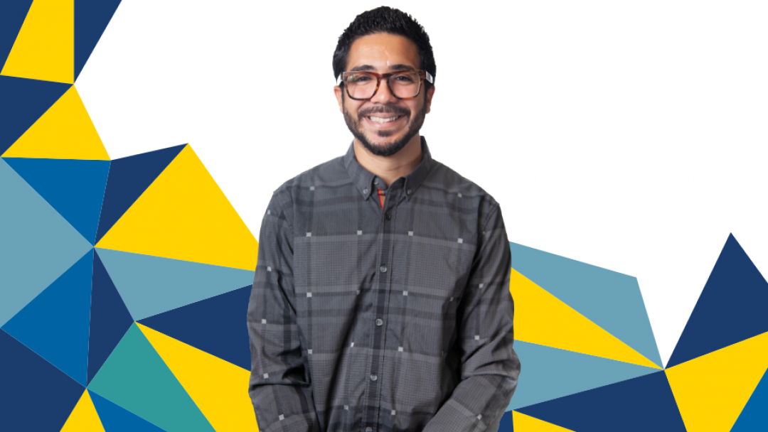 UCI Doctoral student Omar Perez-Figueroa studying water equity lands Ford Fellowship