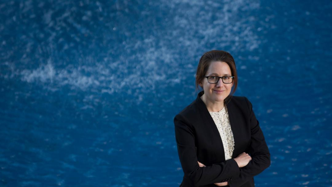 Maura Allaire assesses disparities in wastewater infrastructure