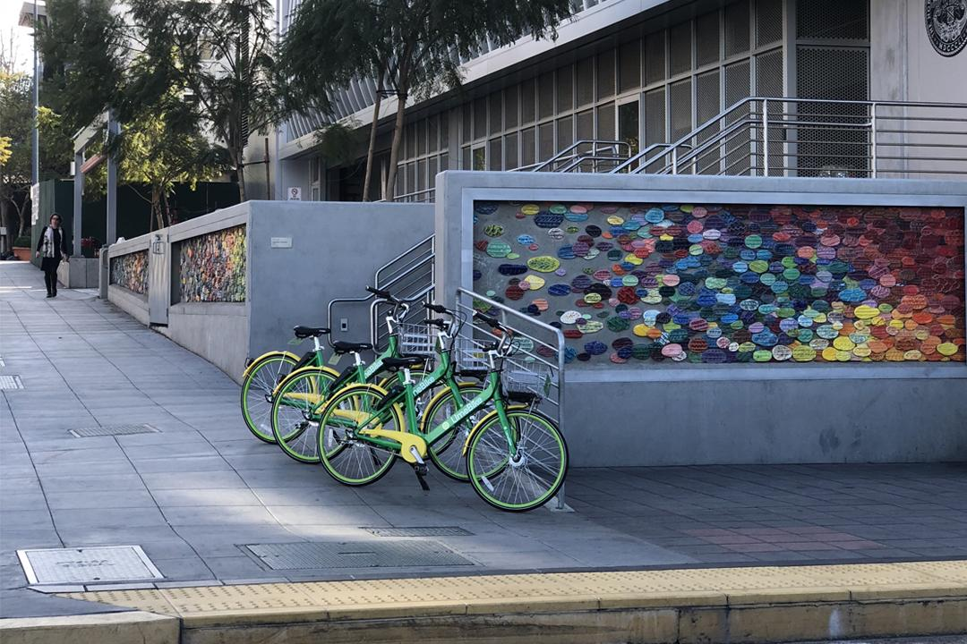 dockless bikes in San Diego
